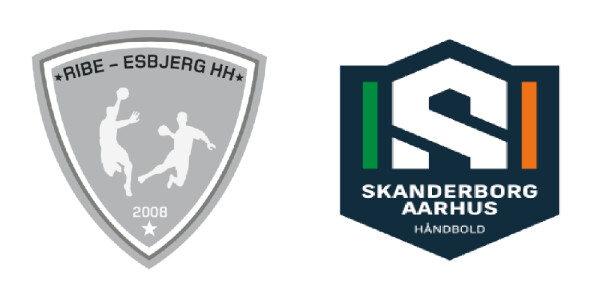 Ribe-Esbjerg HH. vs. Skanderborg Aarhus Håndbold